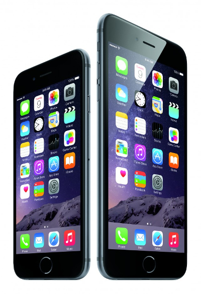Apple iPhone has taken the lead in new handset shipments.