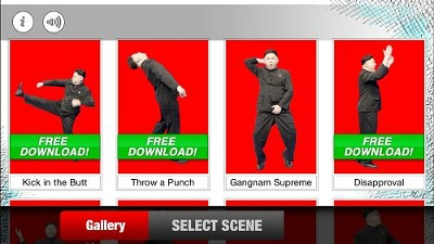 Android App Developers Poke Fun at North Korea - Desirable Apps