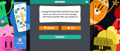 Trivia Crack - a simple idea which has taken the mobile app game world by storm.